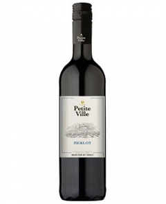 Ville Merlot Selected by Tesco